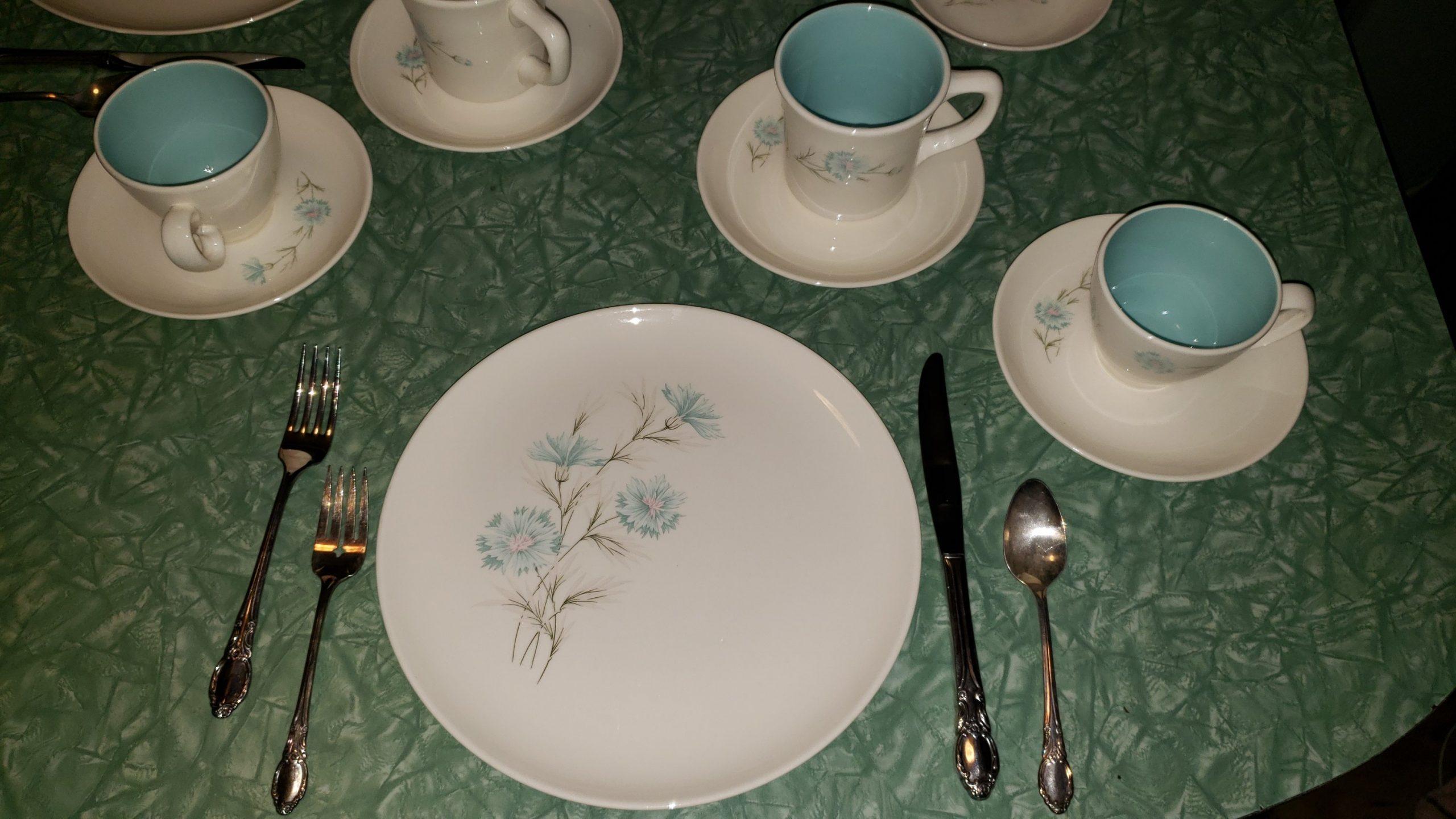 Stoneware tableware